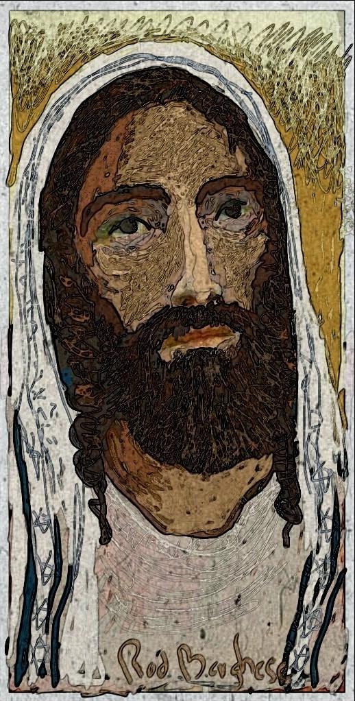 Galilean Aramaic Yeshua bar Yosef by Rod Borghese